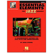 Hal Leonard Essential Elements for Jazz Ensemble - Drums (Book/Online Audio)