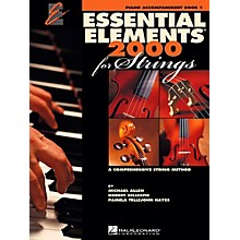 Hal Leonard Essential Elements for Strings - Piano Accompaniment (Book 1)