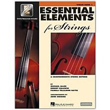 Hal Leonard Essential Elements for Strings - Violin 1 Book/Online Audio