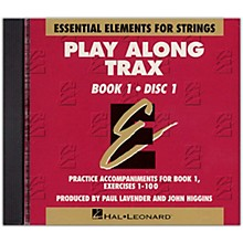 Hal Leonard Essential Elements for Strings Book 1 Play Along Trax Cd