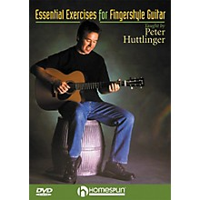 Homespun Essential Exercises for Fingerstyle Guitar (DVD)