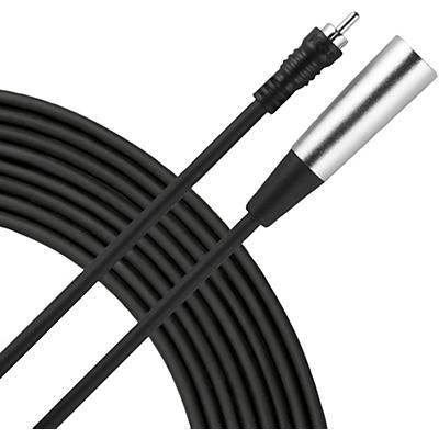 Livewire Essential Interconnect Cable RCA Male to XLR Male