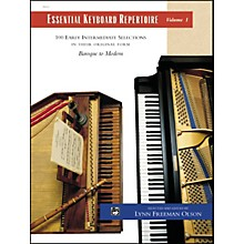 Alfred Essential Keyboard Repertoire Volume 1
