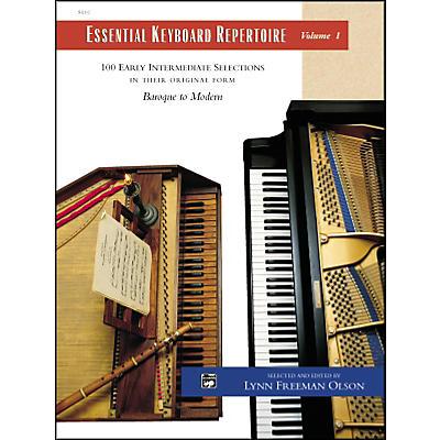 Alfred Essential Keyboard Repertoire Volume 1