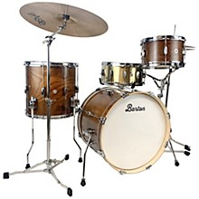 Barton Drums Essential Maple 3-Piece Shell Pack with 20 in. Bass Drum