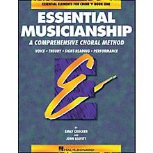 Hal Leonard Essential Musicianship Book 1 Student