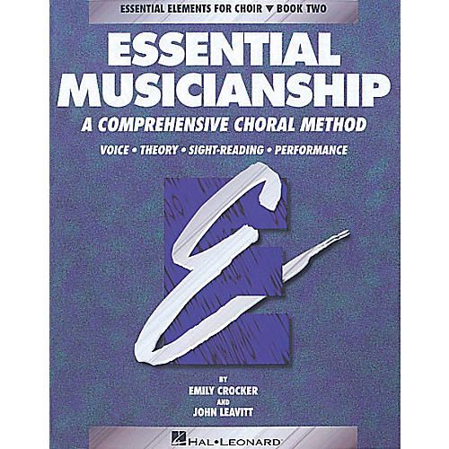 Hal Leonard Essential Musicianship (Book 2, Student 10-Pak) Level Two Student 10-pak