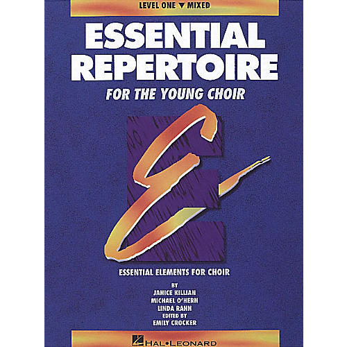 Hal Leonard Essential Repertoire for the Young Choir Mixed/Student 10-Pak Composed by Janice Killian