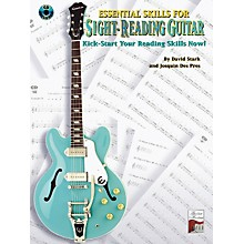 Alfred Essential Skills for Sight-Reading Guitar Book/CD