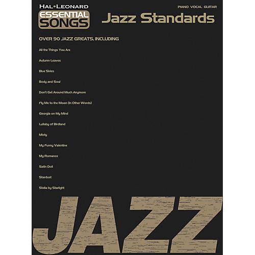Hal Leonard Essential Songs - Jazz Standards Songbook