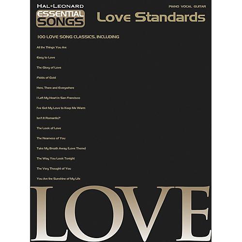 Hal Leonard Essential Songs - Love Standard Songbook