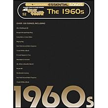 Hal Leonard Essential Songs - The 1960's E-Z Play 52