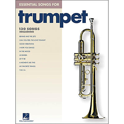 Hal Leonard Essential Songs For Trumpet