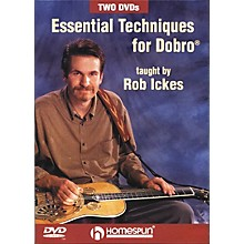 Homespun Essential Techniques for Dobro DVD