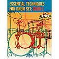 Meredith Music Essential Techniques for Drum Set: Book 1 Meredith Music Percussion Series Softcover Composed by Ed Soph thumbnail