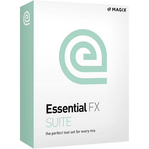 Magix EssentialFX Suite PC/MAC