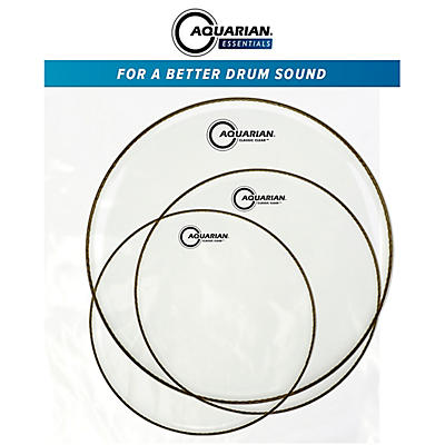 Aquarian Essentials CC Tom Studio Pack
