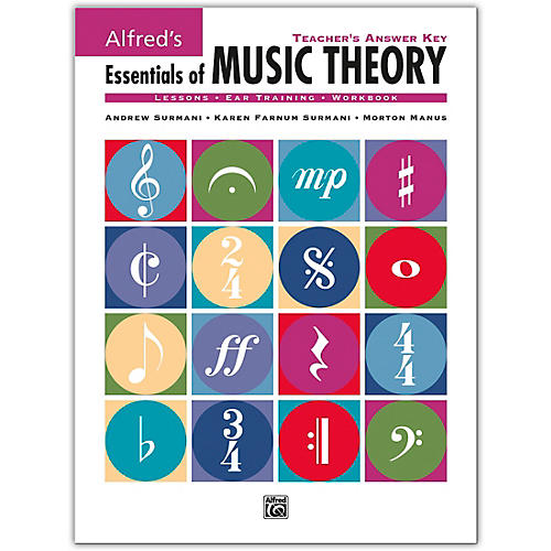 Image Result For Alfred Essentials Of Music Theory Answer Key Download