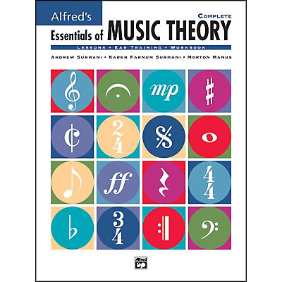 Alfred Essentials of Music Theory: Complete