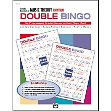 Essentials of Music Theory Double Bingo Rhythms
