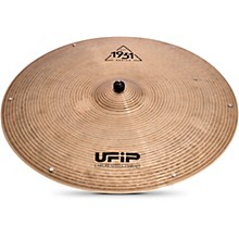 UFIP Est. 1931 Series Sizzle Ride Cymbal