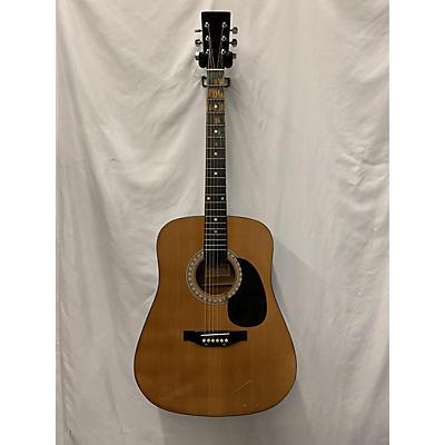 Burswood Esteban Signature Acoustic Guitar