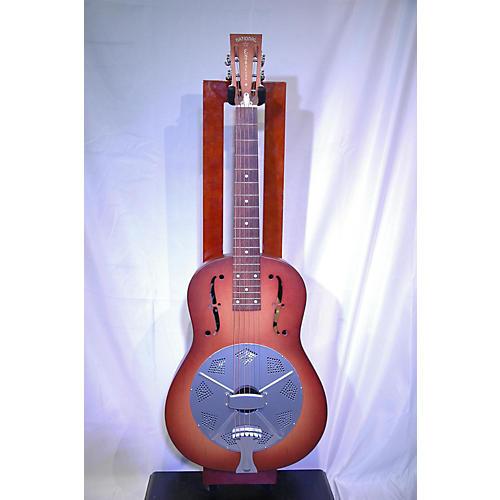 National Estralita Resonator Guitar Sunburst