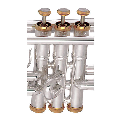 Getzen Eterna / Capri / 300 Series Gold Trumpet Trim Kit 24K Gold Plate