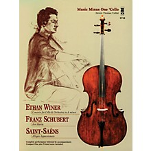 Music Minus One Ethan Winer, Franz Schubert, and Saint-Saëns Music Minus One Series Softcover with CD Composed by Various