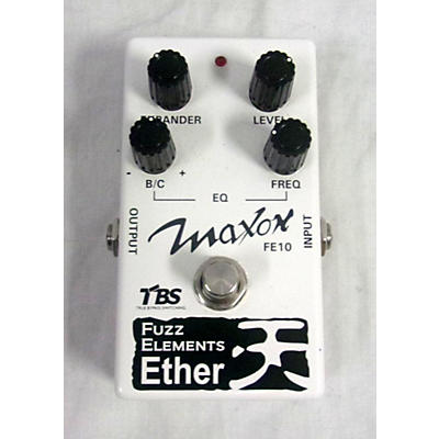 Maxon Ether Effect Pedal