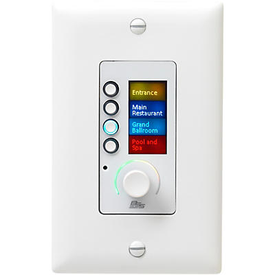 BSS Audio Ethernet Control With 4 Button and Volume