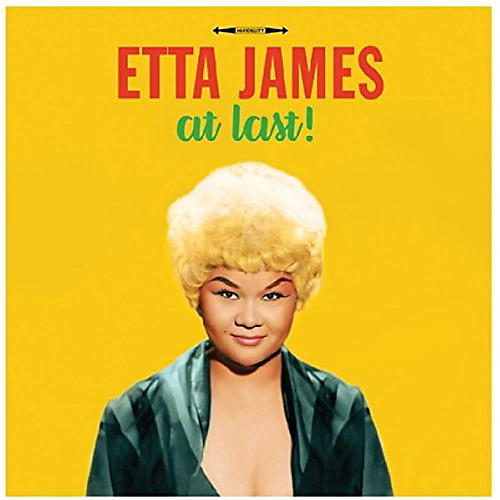 Alliance Etta James - At Last (Yellow Vinyl)