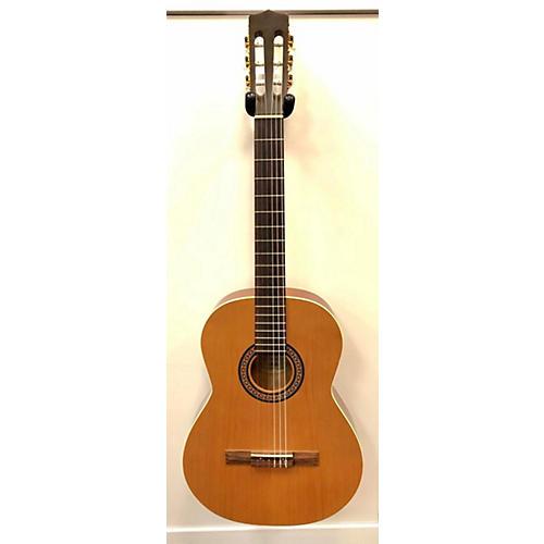 La Patrie Etude Left Handed Classical Acoustic Guitar Natural