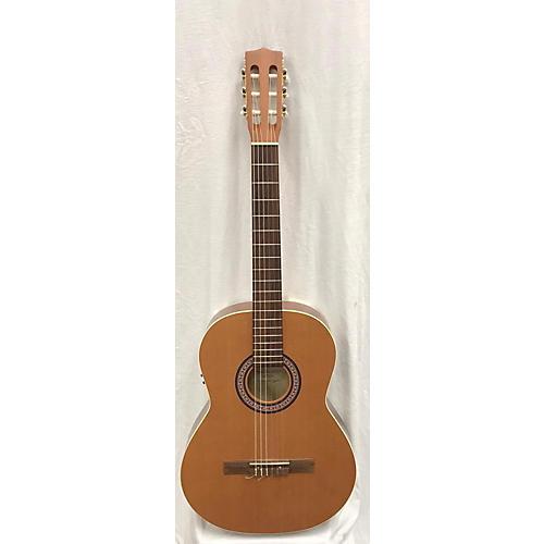 La Patrie Etude Q1 Classical Acoustic Electric Guitar natural