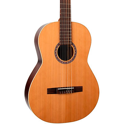 Godin Etude QIT Left-Handed Nylon-String Acoustic-Electric Guitar