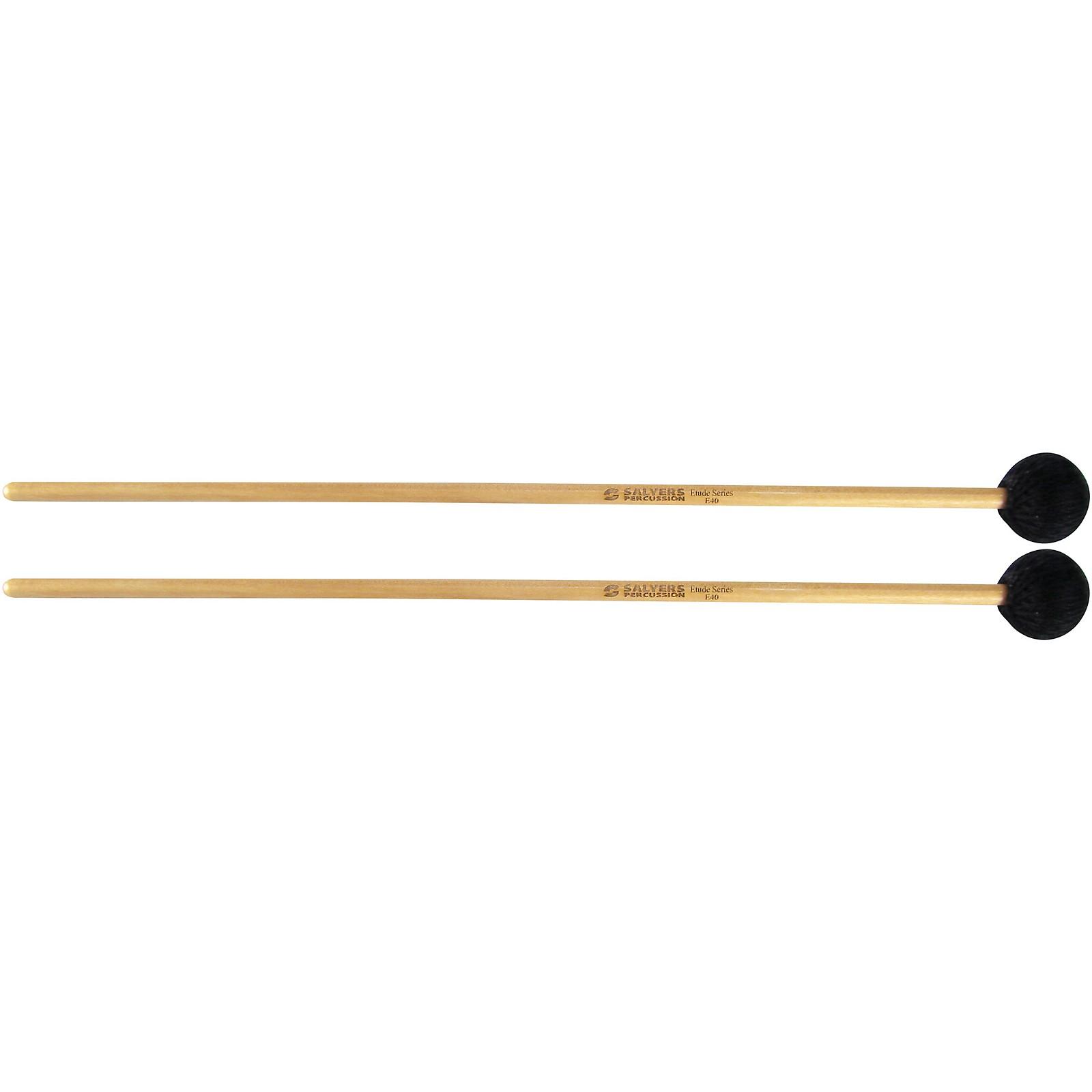 Salyers Percussion Etude Series Cord Vibraphone Mallets