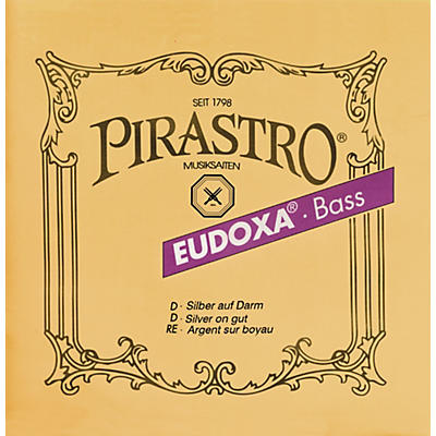 Pirastro Eudoxa Series Double Bass D String
