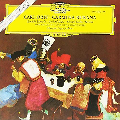 Alliance Eugen Jochum - Orff: Carmina Burana
