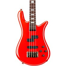 Euro 4 Classic Electric Bass Red