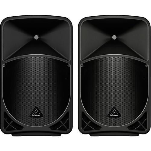 Behringer Eurolive B15X Powered Loudspeaker Pair