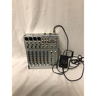 Behringer Eurolive Mx 802a Unpowered Mixer