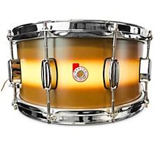 European Beech Snare Drum 14 x 6.5 in. Beige/Brown Duco