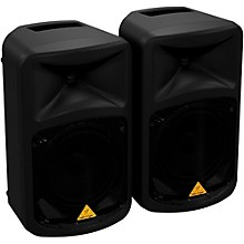 Open Box Behringer Europort EPS500MP3 8-Channel Portable PA System