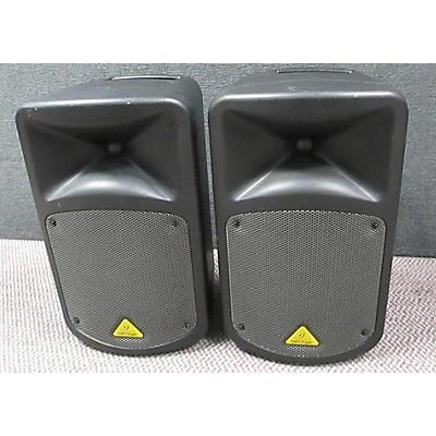 Behringer Europort Eps500mp3 Powered Speaker