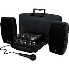 Open BoxBehringer Europort PPA200 Portable PA System