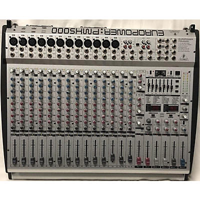 Behringer Europower Px5000 Digital Mixer