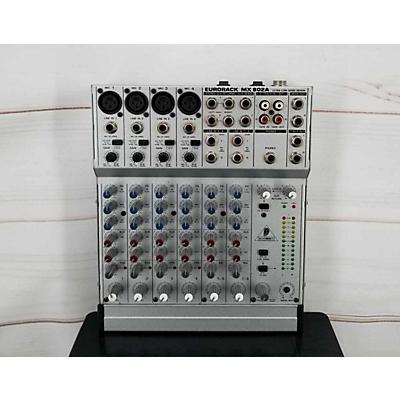 Behringer Eurorack 802A Unpowered Mixer