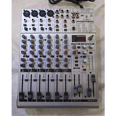 Behringer Eurorack UB1204FX-PRO Powered Mixer