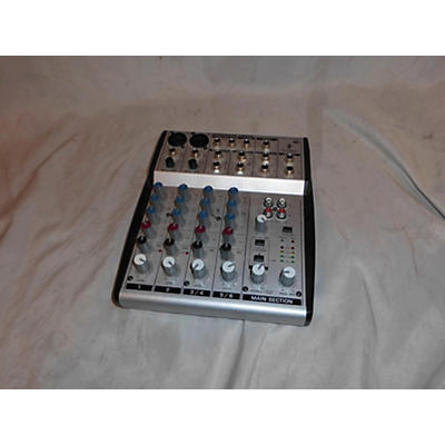 Behringer Eurorack Ub802 Unpowered Mixer