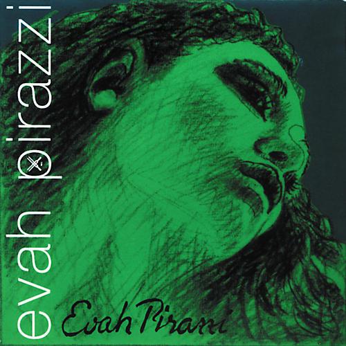 Pirastro Evah Pirazzi Series Violin String Set 4/4 Medium E String Ball End